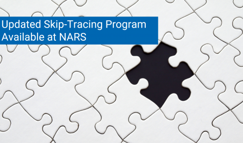 Skip-Tracing Training Program Updated & Available at NARS